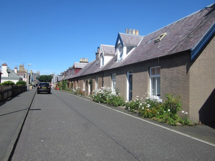 Murrayfield, St Abbs