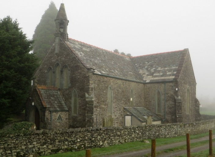 St Mary's Church, Thornthwaite