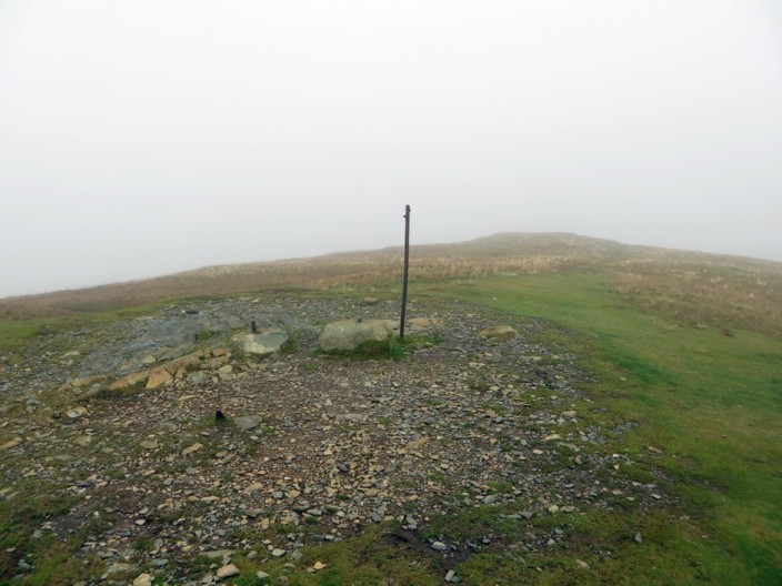 Lord's Seat summit