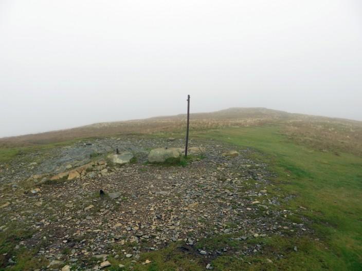 Lord's Seat summit
