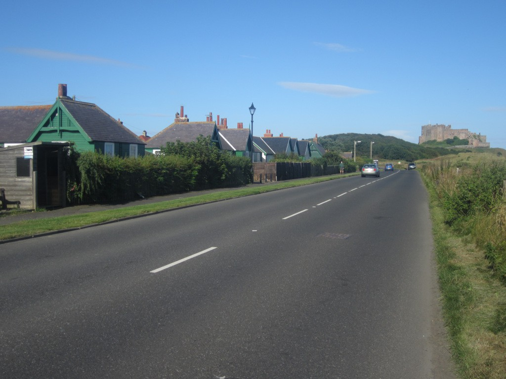 Links Road, Bamburgh