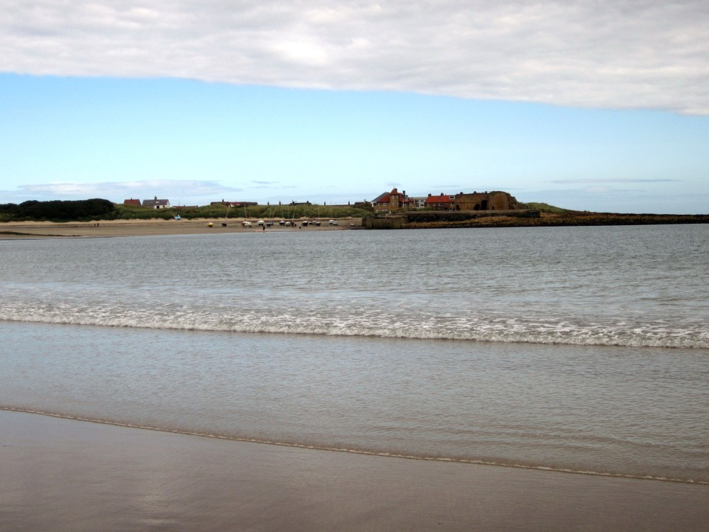 Beach at Beadnell