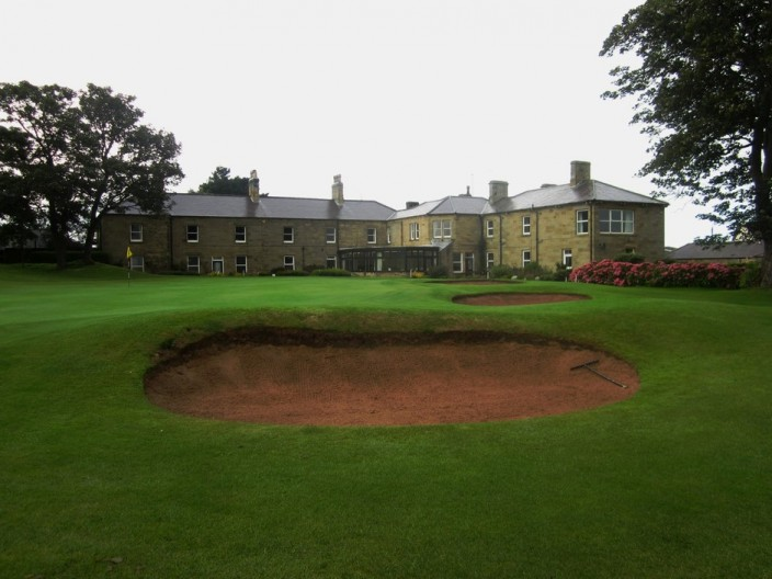 Foxton Hall, Alnmouth Golf Club