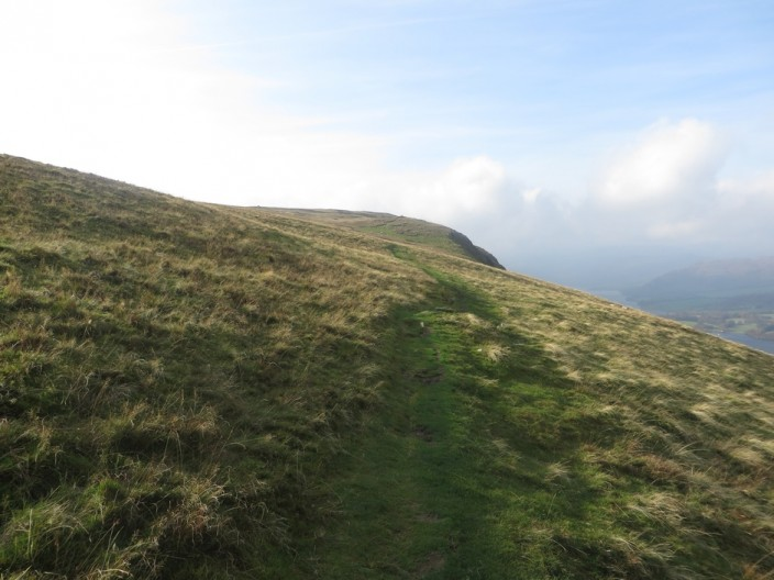 Path on Barton Fell