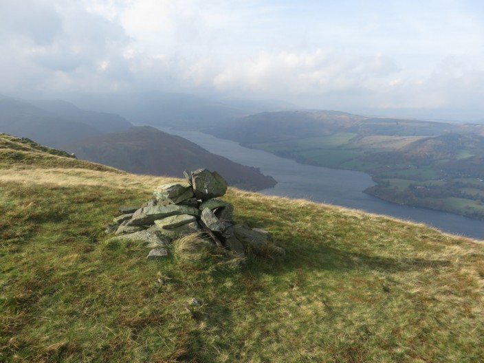 Bonscale Pike summit