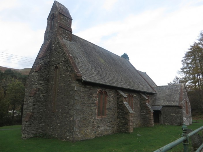Martindale Church