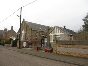 Churches in Horncliffe