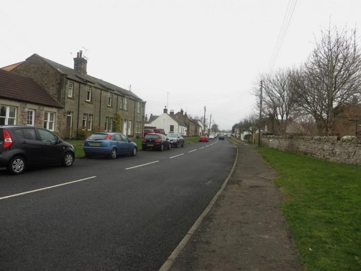 Castle Street, Norham