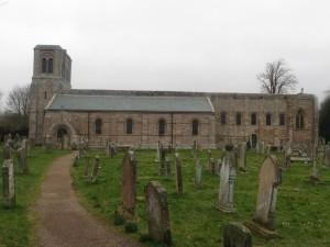 Norham Parish Church