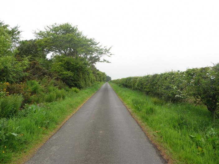 The road to Coldingham