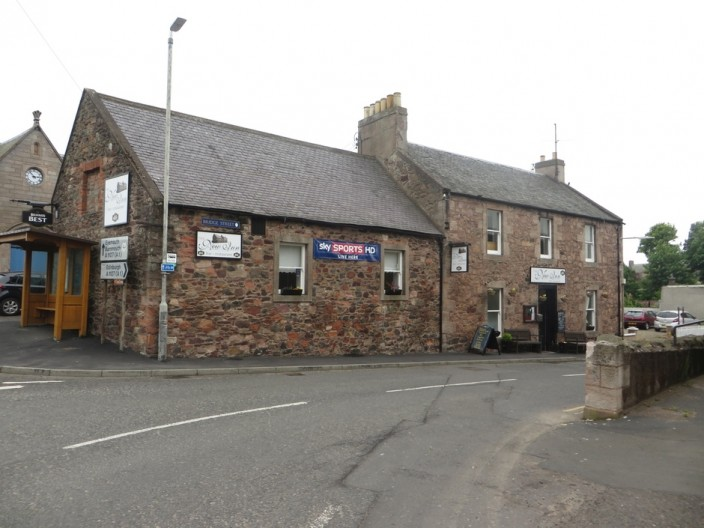 The New Inn in Coldingham