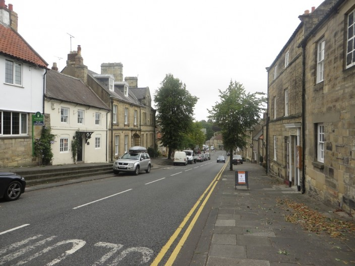 Warkworth Main Street
