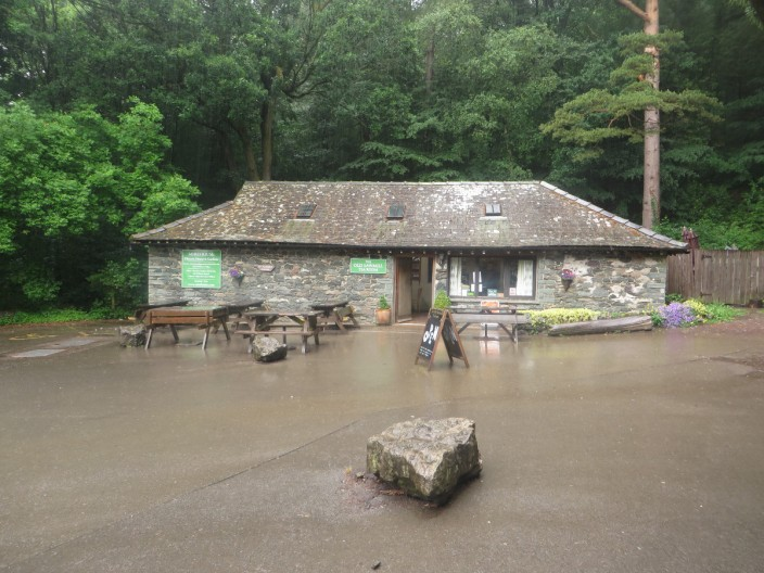 The Old Sawmill Tearoom