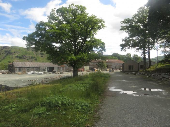 Elterwater Quarry