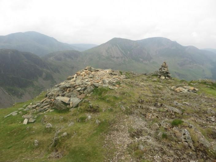 Fleetwith Pike summit
