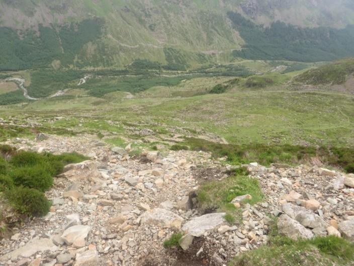 Ennerdale viewed from Haystacks