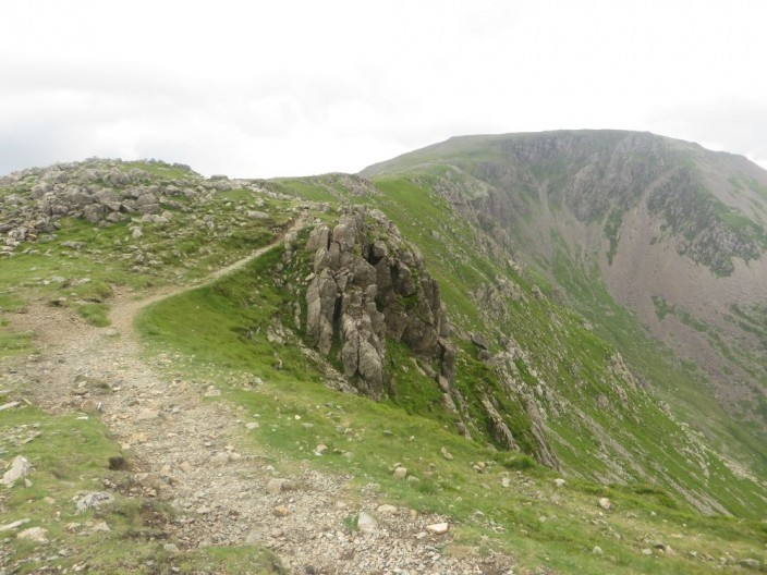 Footpath on High Crag