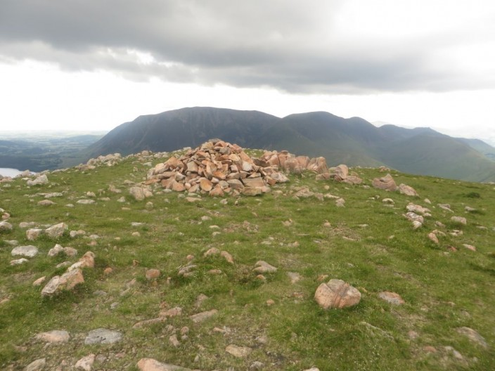 The top of Dodd